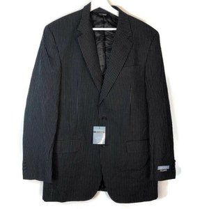 Jos. A. Bank Stay Cool Seersucker Blazer Mens 42XL